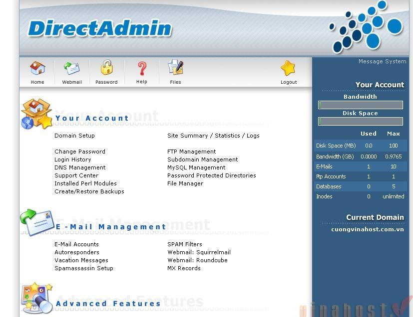 vinahost_huong_dan_tao_database_voi_direct_admin_1